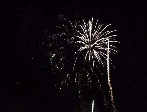 El Piromusical tanca les festes de Deltebre