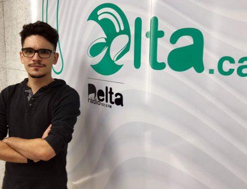 Albert Pagà estrenarà l'Ebre Today a El Recapte la setmana que ve