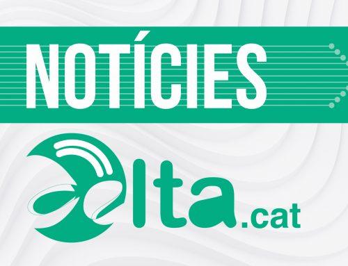 Notícies Delta.cat – Edició Tarda.  23/11/2018