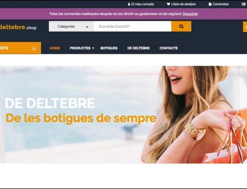 Deltebre participa en la primera plataforma online de comerç local del país