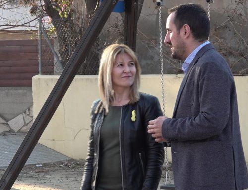 Montse Bertomeu, nova membre de la llista electoral de Més Deltebre