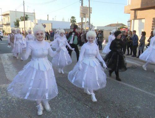 La Colla Circ Alegria, primer premi de Carnaval a Deltebre