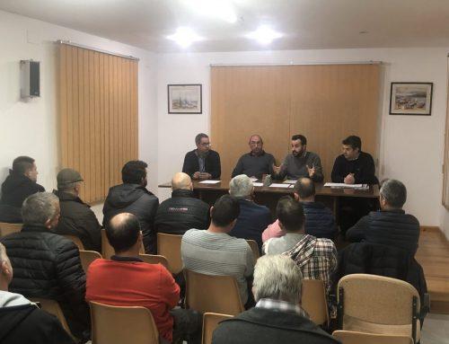 L'Ajuntament de Deltebre cedeix un terreny per millorar l'activitat de la Confraria de Pescadors de Sant Joan