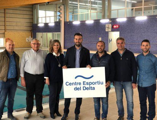 El complex esportiu de Deltebre entrarà en funcionament el 18 de març