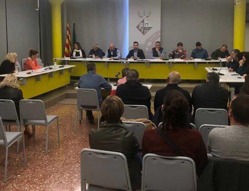 L'Ajuntament de Deltebre preveu una ràtio d'endeutament del 35% aquest mes de juny