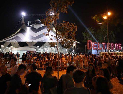 La quinzena edició de Deltebre Dansa oferirà una cinquantena d'espectacles
