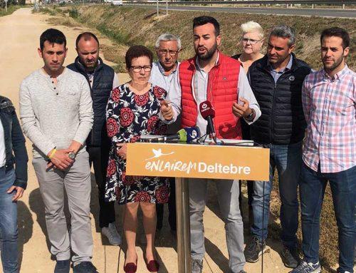 Enlairem Deltebre proposa un pla d'inversió a la via pública de 10.000.000€