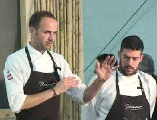 Showcooking Mescla 2019: Demostració de cuina i tast amb Hèctor Roda.