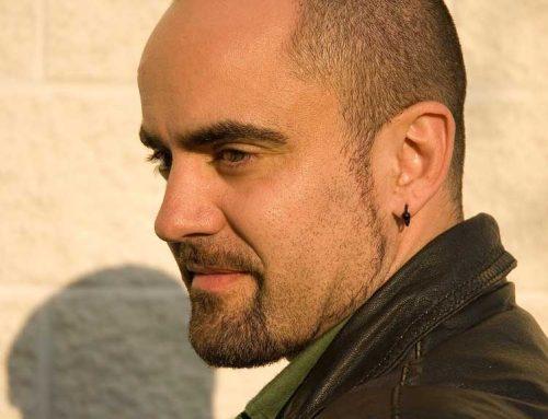 Roberto Oliván protagonista durant la gala de la Creu de Sant Jordi