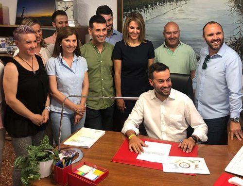 Lluís Soler presenta el nou cartipàs de l'Ajuntament de Deltebre