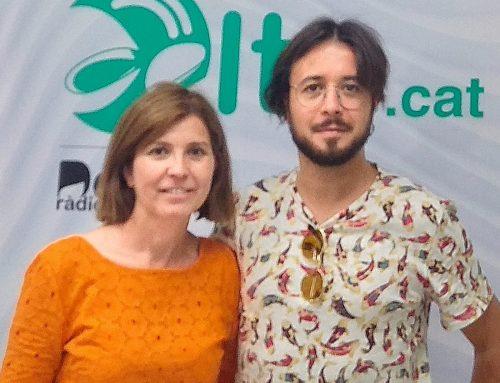 Entrevista a la regidora d'Igualtat i gènere i Foment Cultural, Anna Giménez