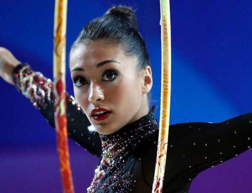 Masterclass de la gimnasta Timofeeva divendres a Sant Jaume d'Enveja