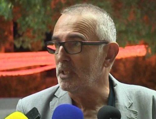 """Jordi Gilabert presenta avui a Vinebre la novel·la """"A dellà del riu"""""""