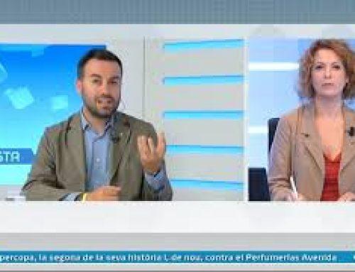 Entrevista de La Xarxa a Lluís Soler, alcalde de Deltebre i nou pres. de l'Assoc. Catalana Municipis