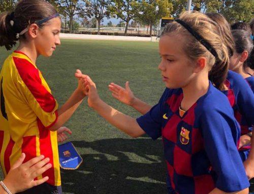 El FC Barcelona i el Tortosa-Ebre, s'adjudiquen la primera edició de la Delta Cup Femenina