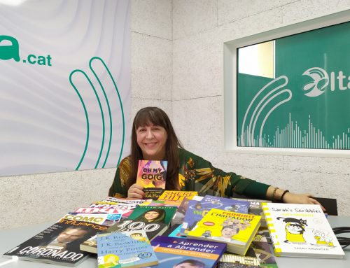 Anem a la Biblioteca, amb Neus Bertomeu (22-11-2019)