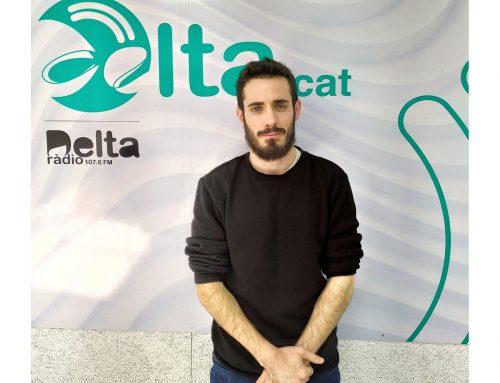 Entrevista a Adrián Martínez, organitzador del Delta Open Mic