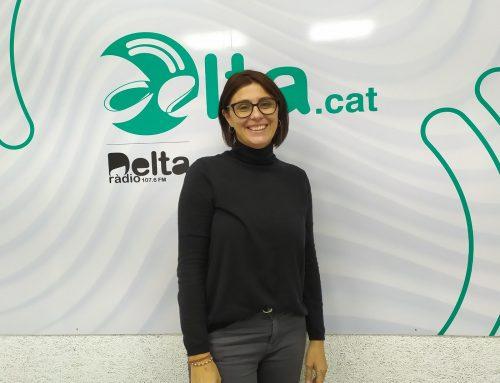 Entrevista a Ingrid Santiago, regidora d'Acció Comercial de l'Ajuntament de Deltebre: Mercat de Nadal