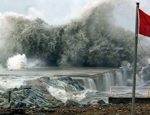 Protecció Civil de la Generalitat demana precaució pel temporal de fortes pluges i vent