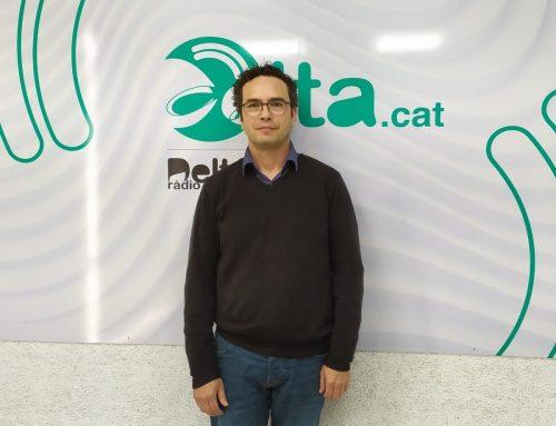 Entrevista a Francesc Vidal, director del Parc Natural del Delta de l'Ebre (24-01-20)