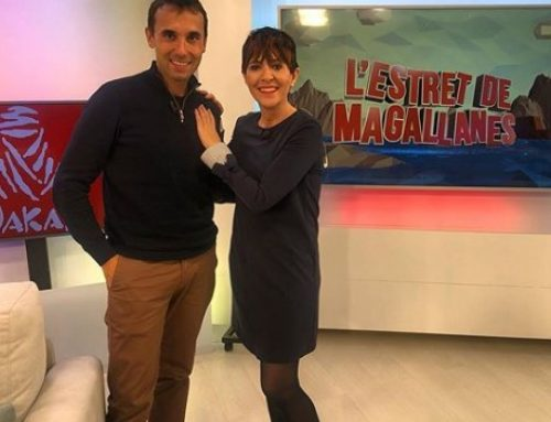 L'Estret de Magallanes: rebem al cap d'enginyers de Carlos Sainz