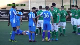 Jesús Catalonia - La Cava (2-0)