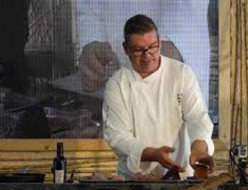 Showcooking Mescla 2019: Demostració de cuina i tast de Joan Margalef – Molí dels Avis