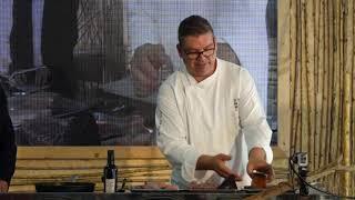Showcooking Mescla 2019: Demostració de cuina i tast de Joan Margalef - Molí dels Avis