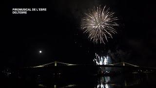Festes Majors de Deltebre 2019: Piromusical de l'Ebre