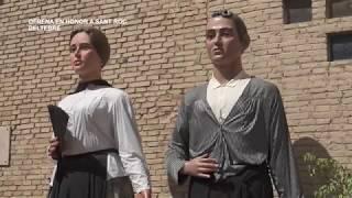 Festes Majors de Deltebre 2019: Ofrena en honor al patró Sant Roc