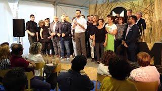 Acte clausura DeltaFira i Mescla 2019 a Deltebre