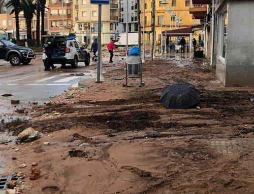 La Diputació de Tarragona aprova ajuts excepcionals per pal·liar els efectes dels temporals de 2020 i anteriors