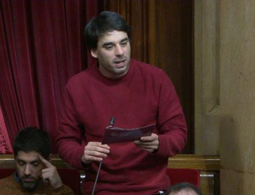 Catalunya En Comú Podem reclama la reactivació de la Comissió per la Sostenibilitat de les Terres de l'Ebre