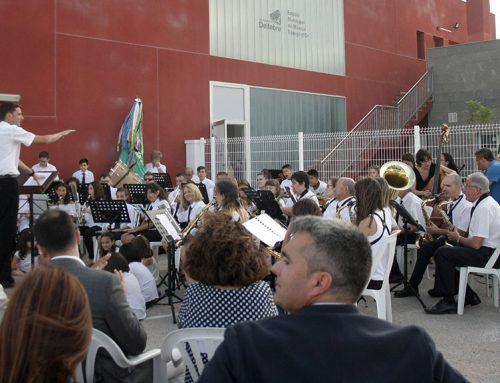 Deltebre festeja aquest dissabte els 40 anys de la Societat Musical l'Espiga d'Or amb un concert de tribut al rock català