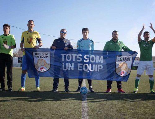 L'FCF inicia el repartiment dels ajuts econòmics de 'Tots som un equip'
