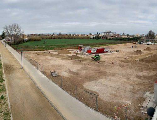 El parc fluvial del Delta estarà enllestit a la primavera
