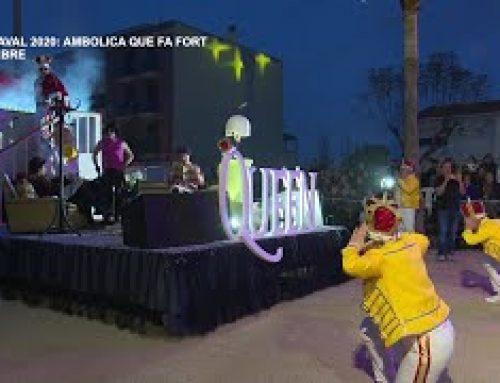 Carnaval 2020:  Ambolica que fa fort!