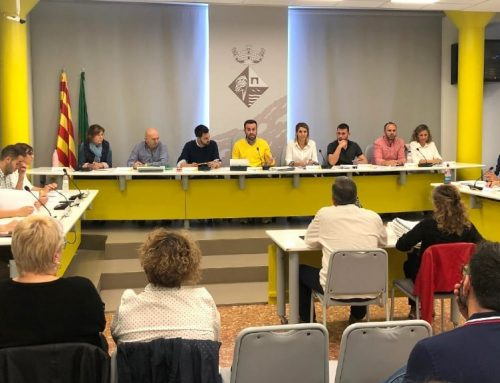 El plenari de Deltebre aprova la declaració d'emergència climàtica