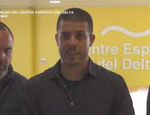 Aniversari complex esportiu Delta Deltebre