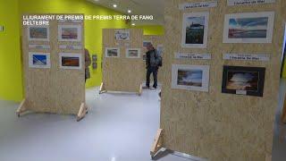 Lliurament dels premis Terra de Fang i concurs de Fotografia de les Terres de l'Ebre   Deltebre