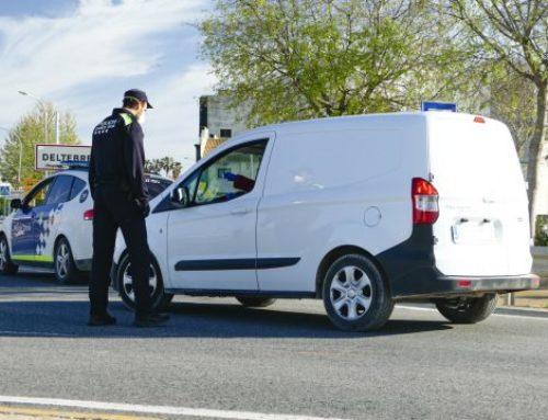 Els controls policials a Deltebre identifiquen més de 1.600 vehicles i en sancionen 86 durant els darrers 14 dies