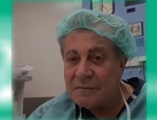 """Entrevista a Jesús Pérez Pagà: """"El tractament compassiu amb ozó permetria salvar vides i que la gent no mori per falta d'oxigen"""""""