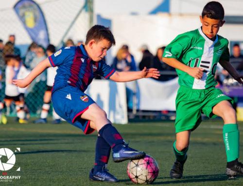 El torneig 'Petits Herois' recapta prop de 4.000 euros i duplica la xifra respecte 2019