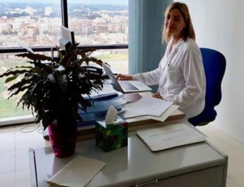 Entrevista a la Dra. Maria José Rallo, directora de l'hospital Verge de la Cinta de Tortosa (01-06-2020)