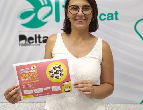 Entrevista a Ingrid Santiago, regidora d'Acció Comercial de l'Ajuntament de Deltebre: Jornades del Musclo (09-07-2020)