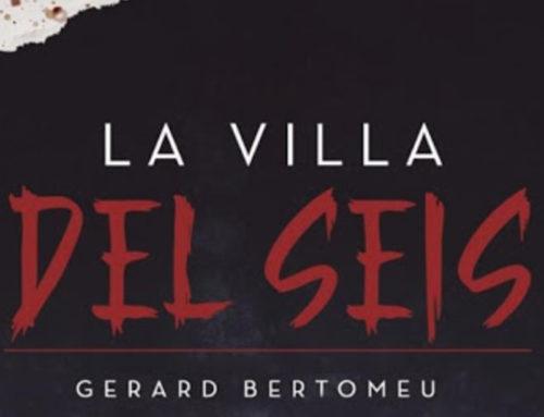 """Entrevista a Gerard BErtomeu, autor de """"La Villa del Seis"""" (02-07-2020)"""