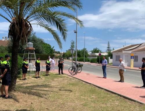 L'Ajuntament de Deltebre reforça la seguretat amb cinc nous agents policials per aquest estiu