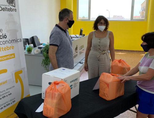 23 empreses del municipi es beneficien de les compres agregades de l'Ajuntament de Deltebre