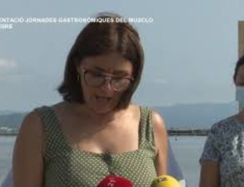 Presentació de les jornades gastronòmiques del musclo a Deltebre