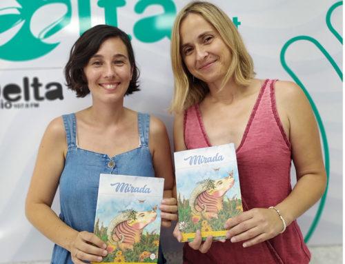 """Entrevista A Natàlia Zaragoza i Thais Casanova, """"mandruqueres"""" i responsables de la revista Mirada"""